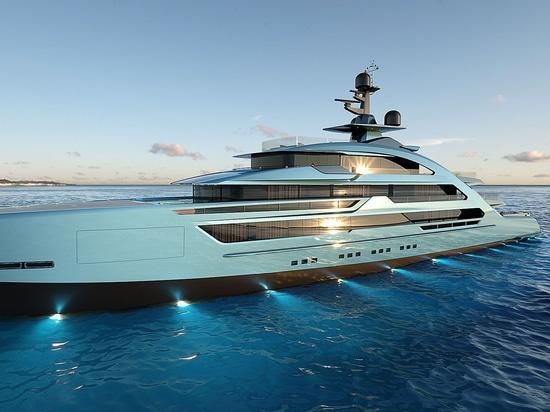 70m Tankoa Next 70 announced at 2019 Monaco Yacht Show