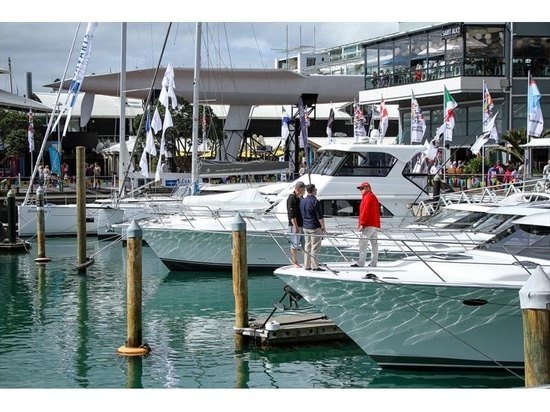 Auckland On the Water Boatshow - Sun shines on Final Day