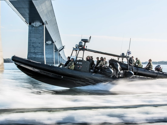 Ullman Dynamics boat seats aren't just accessories for police, military, and coast guard around the world―they are crucial tools that empower these professionals to do their jobs safely.