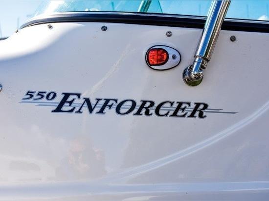 BUCCANEER 550 ENFORCER, ZODIAC OPEN 5.5