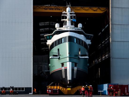 DAMEN launches its first SeaXplorer