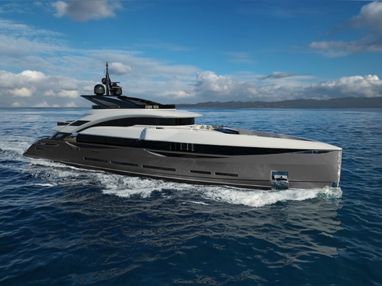 ISA Yachts sells second 45m superyacht