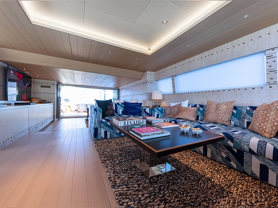 Tommaso Spadolini completes significant refit within six-months