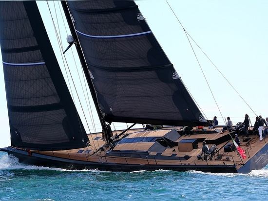 The GS80 is the new flagship of Grand Soleil brand