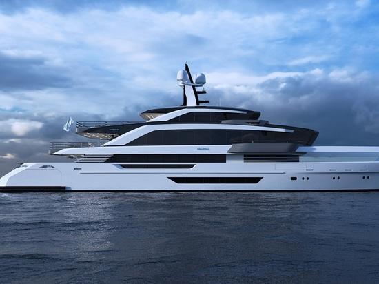 Turquoise Yachts Reveals 62 Metre Superyacht Concept Project Nautilus
