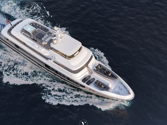 The new model was revealed at the Fort Lauderdale International Boat Show