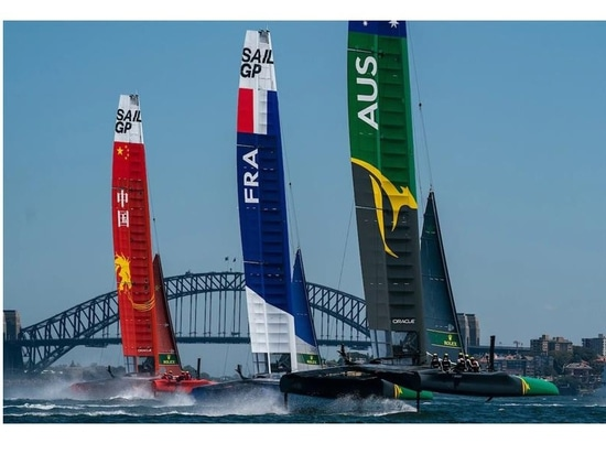 SAILGP LINEUP TO SHIFT FOR SEASON 2