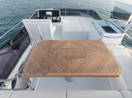 Greenline 45 Fly: Options abound on wonderfully decadent yacht