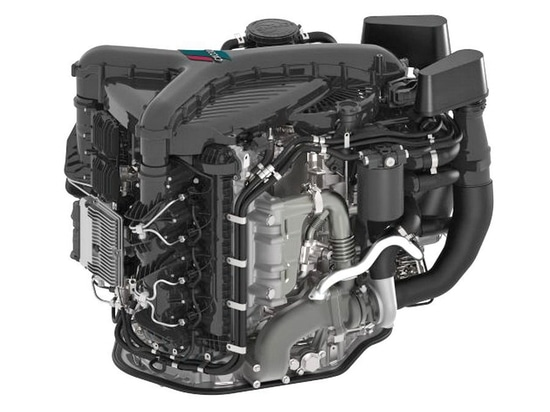 Cox Powertrain CXO 300hp: the world's first 300hp diesel outboard engine has landed