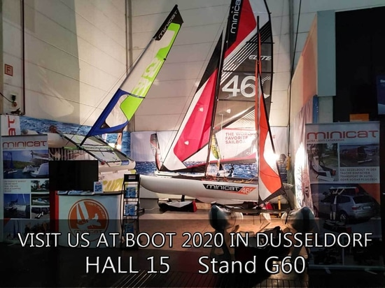 We are at BOOT 2020