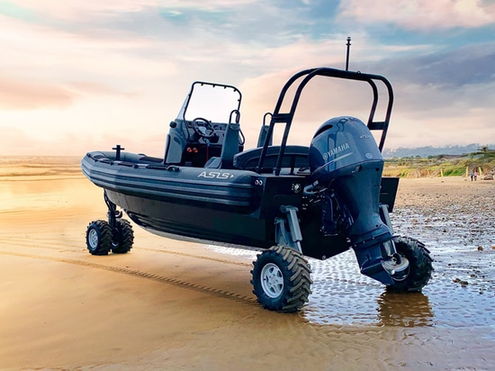The Asis Amphibious Is Here!