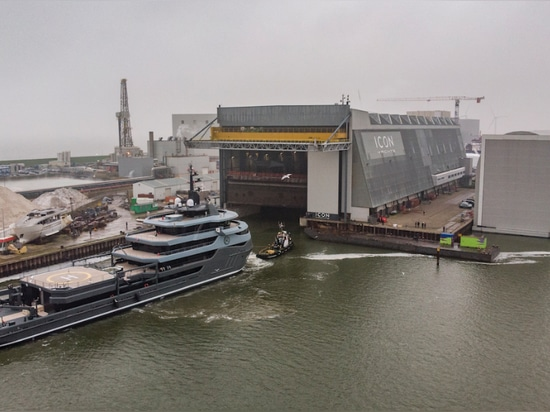 ICON YACHTS launches project Ragnar