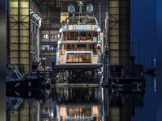 Benetti launches first Diamond 145 fibreglass superyacht