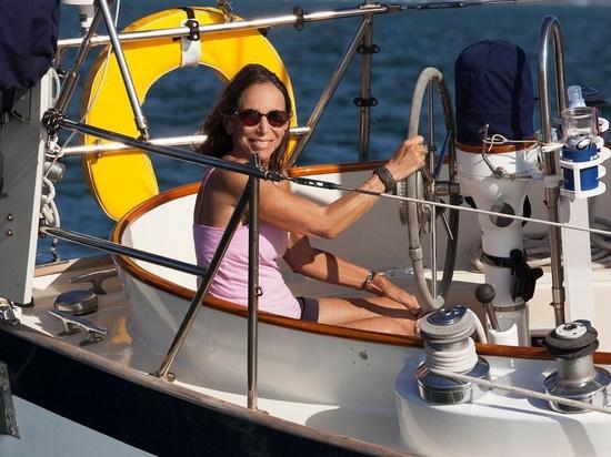 Join circumnavigator Pam Wall at her Miami seminarsCourtesy of Pam Wall