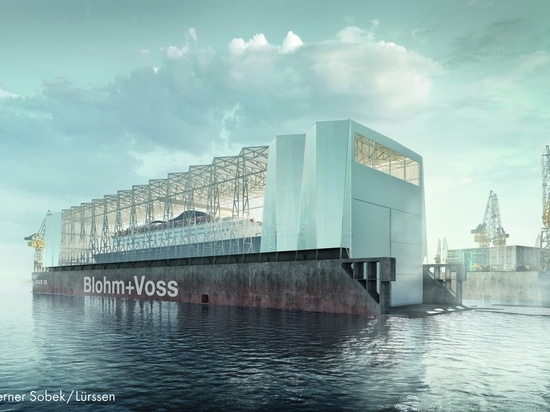 New developments at the Port of Hamburg