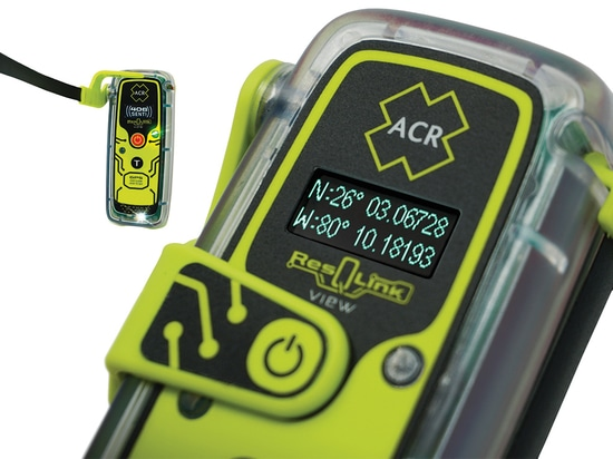 The display gives position coordinates (and reassurance the PLB is operating) while the LCD screen makes the ResQlink a more user-friendly PLB, which provides a quick status check