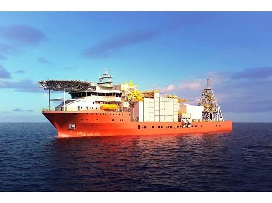 Alewijnse to Equip Diamond Mining Ship