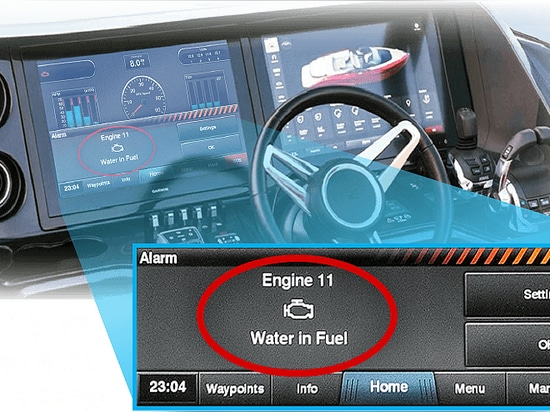 MIBS2020: Signal Filters, fuel filters with NMEA 2000 water-in-fuel alerting