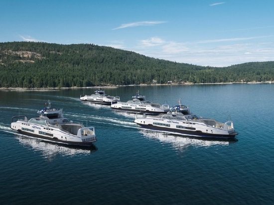 Corvus Energy supplies advanced clean marine technology