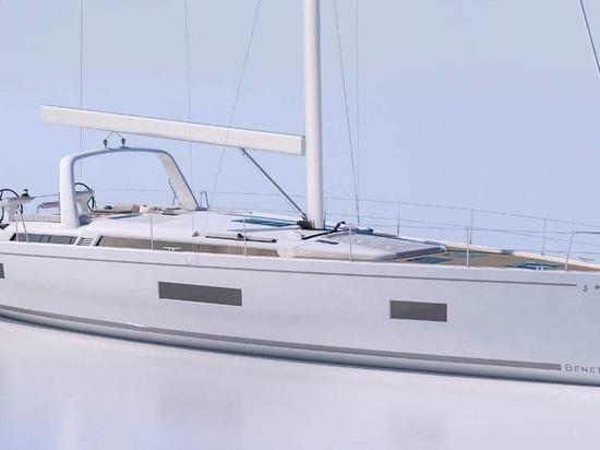 Bénéteau announces the arrival of the Océanis Yacht 54, with a revolutionary deck layout