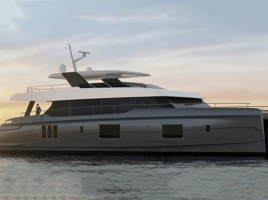 Sunreef to Build 100 Sunreef Power Catamaran