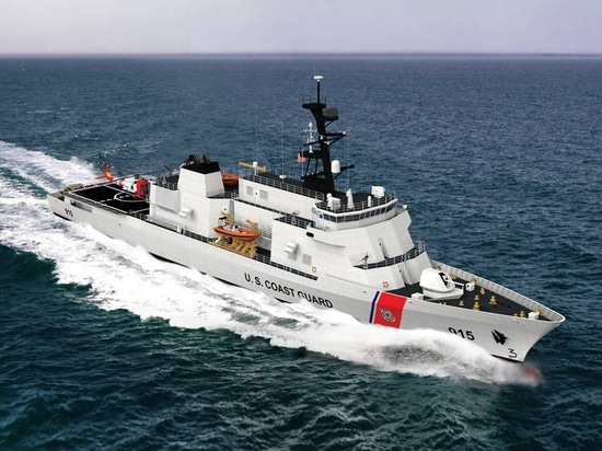 Eastern was awarded the contract to build the offshore patrol cutter by the Coast Guard on Sept. 15, 2016.