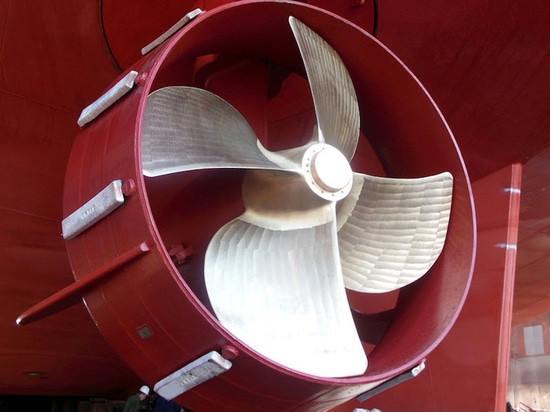 Twin Disc acquired Veth Propulsion for $59 million in 2018.