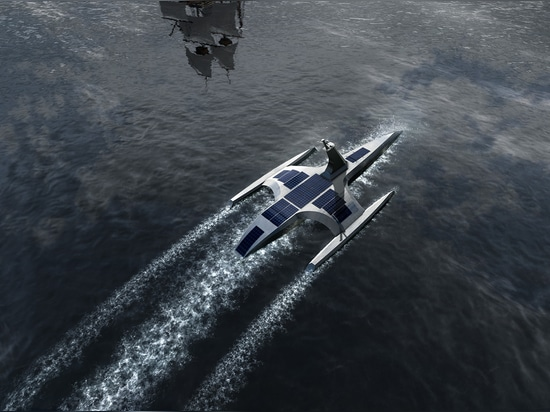 Fischer Panda UK Supplies End-to-End Electric Drive System for Mayflower Autonomous Ship Project
