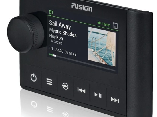 Garmin and Fusion expand Apollo Series with new products designed to enhance onboard entertainment