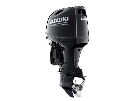 Suzuki Marine Announces New 140/115 Outboard Platform