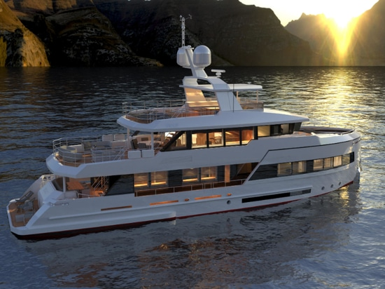 Brazilian shipyard INACE launches new superyacht division