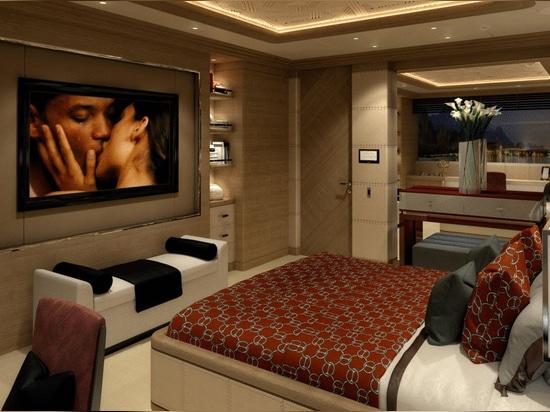 A VIP suite