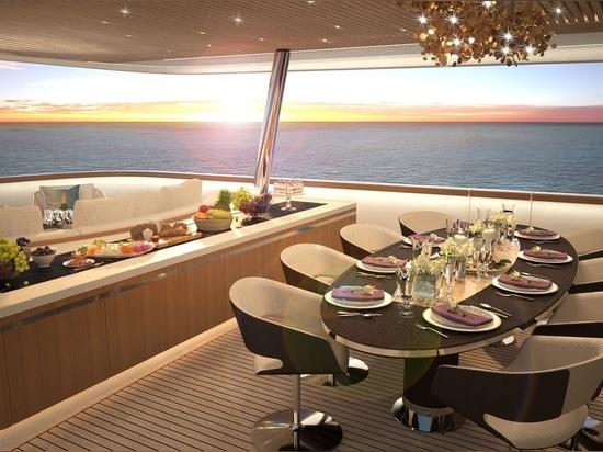 Van der Valk Signs Order for Custom 34m Motor Yacht