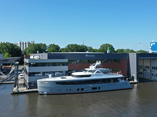 Third Mulder ThirtySix Yacht Project Mana Launched and Ready For Sea Trials