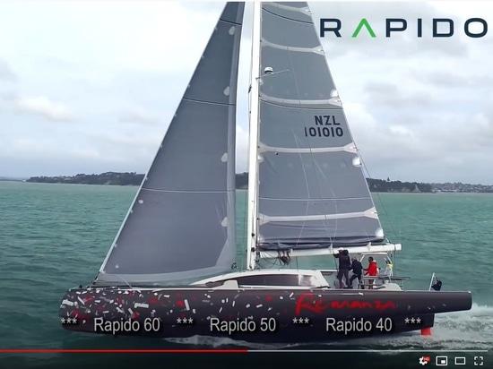 Rapido 60, Romanza, New Zealand
