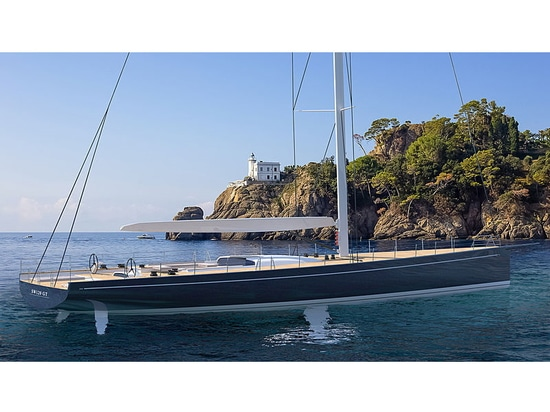 Southern Wind develops 39m flagship SW120 sailing yacht concept
