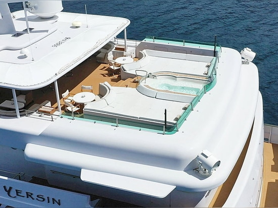 Eco-friendly 76m explorer superyacht Yersin on the market