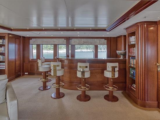 45m Factoria Naval Marin yacht Follow Me V on the market