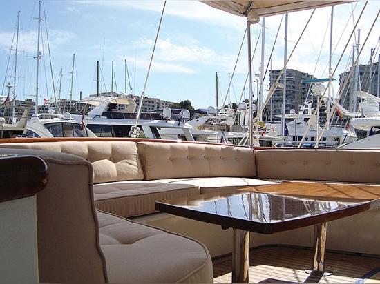 33m Royal Denship sailing yacht Vera IV on the market