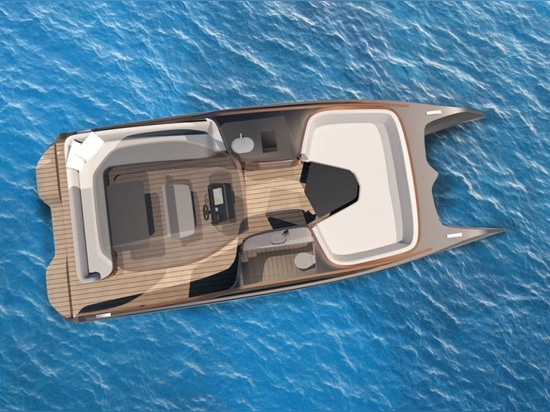 Voltaire 33 Sky: This electric powercat is as eco-friendly as it is stylish
