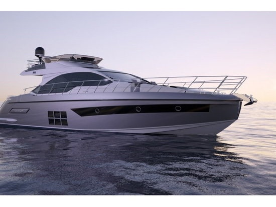 Azimut S6 Sportfly: This triple-engined bruiser just got even better