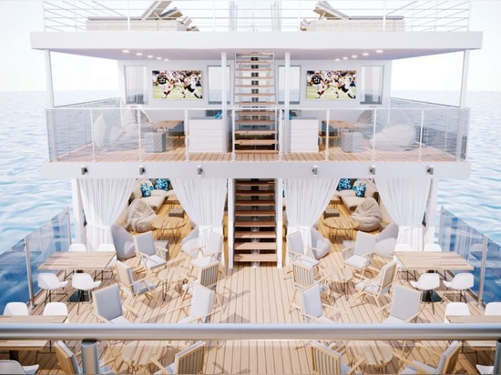 Toy of the month: This floating super-club promises the ultimate party experience