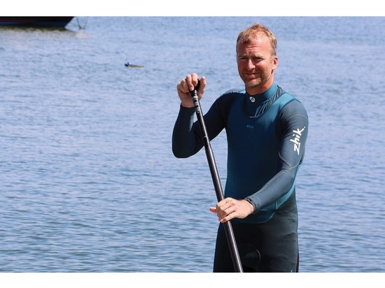 Zhik's eco-friendly wetsuit is ideal for warmer weather