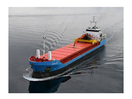 The Norwegian bulk carrier Kryssholm will soon be able to take on new assignments following a customized upgrade by the Schottel Modernization and Conversion Team