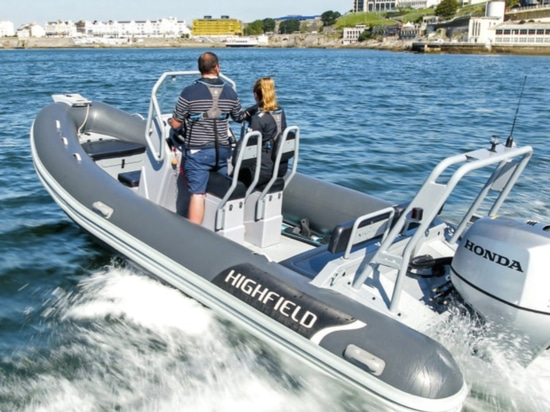 Highfield Boats Sees 9% Sales Increase in First Half of 2020