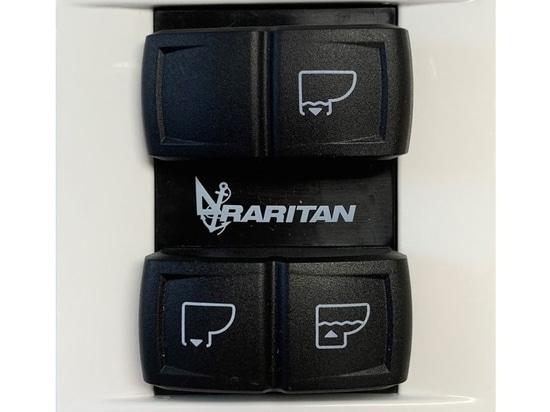 The new Raritan panel has three functions