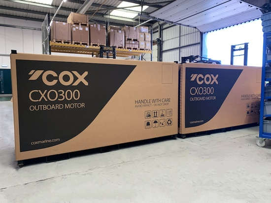 The production line has been in full flow with Cox's team of engineers working around the clock to meet their next big milestone.