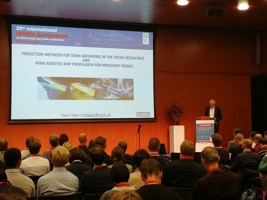 The HISWA Symposium will focus on sharing knowledge in the maritime sector