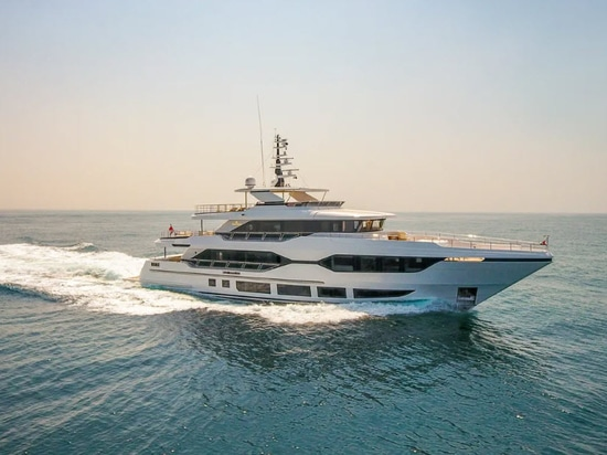 Gulf Craft Reveals Further Details of First Majesty 120 Superyacht