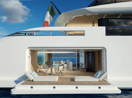 ISA Yachts to Build First ISA Continental 80 On Spec